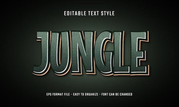 Effetti di testo del titolo del gioco