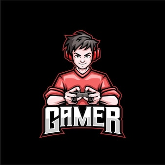 Logo della mascotte del giocatore