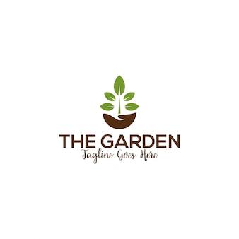 Logo del giardino
