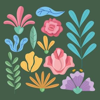 Set da giardino icone