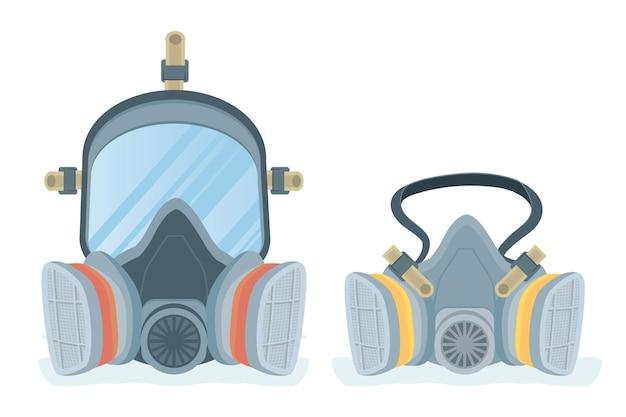 Respiratore maschera antigas