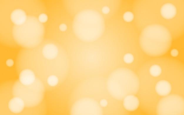 Sfocatura gaussiana carta da parati giallo dorato