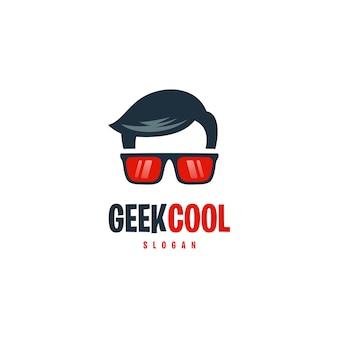 Geek cool logo
