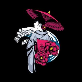 Geisha concept design