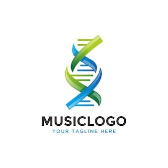 Logo gen. logo design dna.