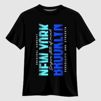 Design della maglietta di qualità genuina