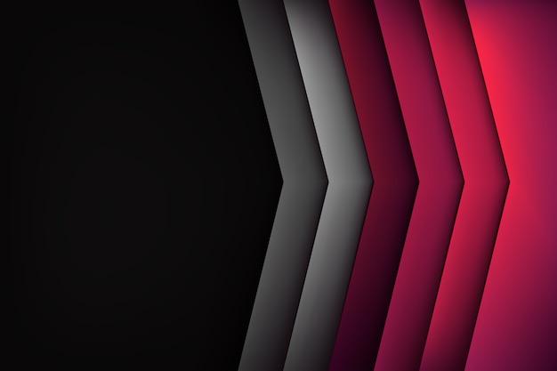Sfondo astratto geometrico con spazio di copia