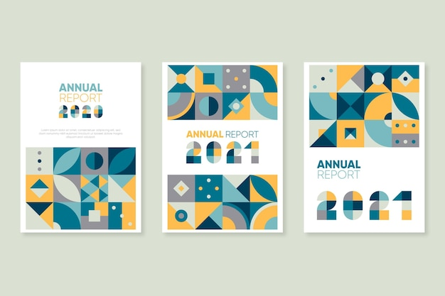 Rapporto annuale geometrico