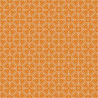 Fondo senza cuciture geometrico batik. carta da parati astratta
