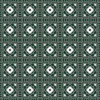 Fondo senza cuciture geometrico batik.