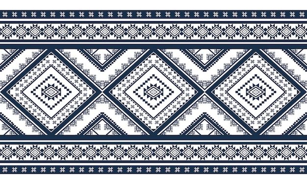 Modello etnico geometrico orientale.