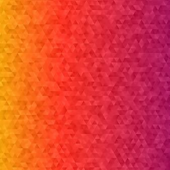 Fondo astratto poligonale geometrico