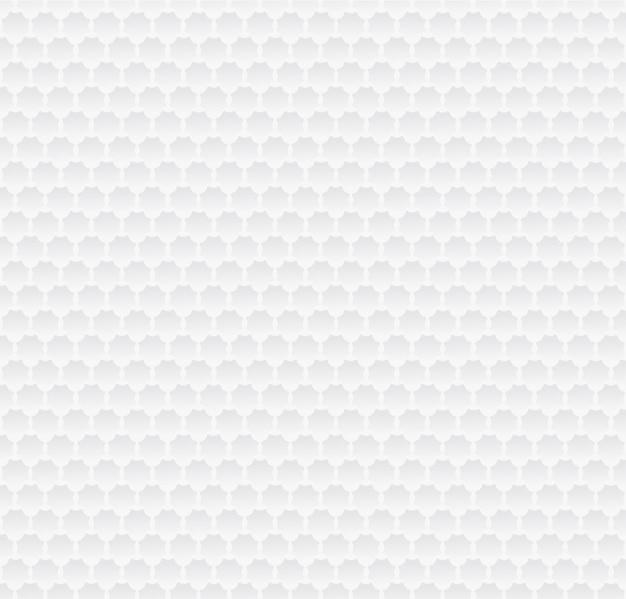 Motivo geometrico bianco. sfondo neutro