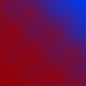 Geometrico astratto mezzitoni cerchio modello di sfondo - illustrazione vettoriale da puntini in diverse dimensioni