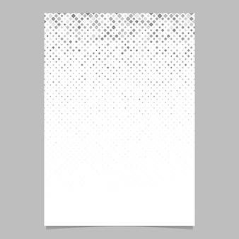 Design brochure geometrica