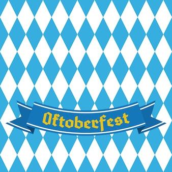 Banner del festival della birra in germania