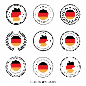 Germania etichette
