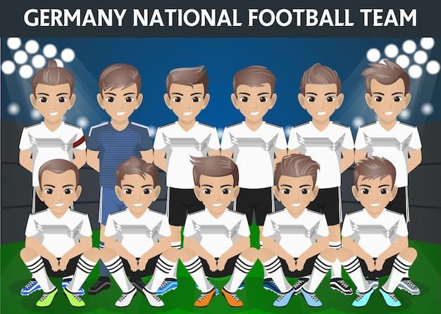 Squadra nazionale di calcio della germania