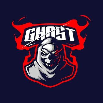 Logo ghost e sport