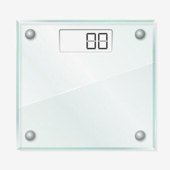 Bilance di vetro