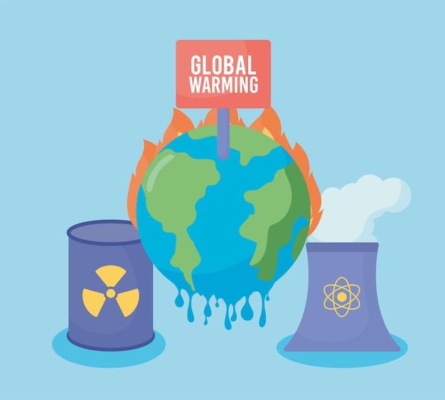 Manifesto del riscaldamento globale