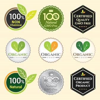 Gmo free non ogm e etichetta di garanzia biologica