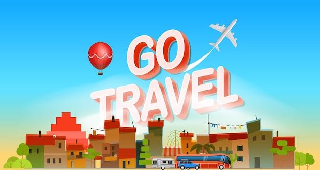 Vai al concetto di viaggio.