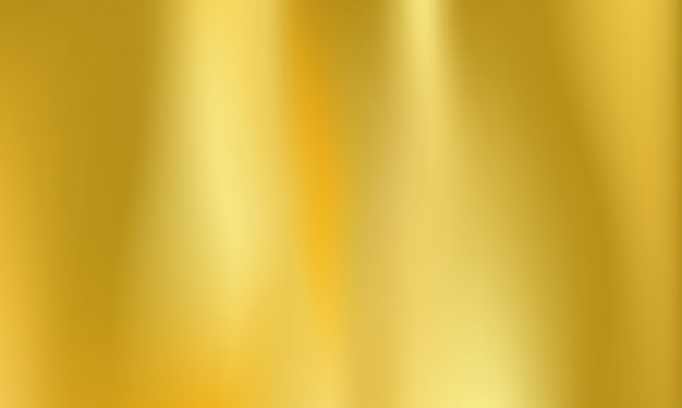 Metallo dorato del fondo della stagnola di oro olografico