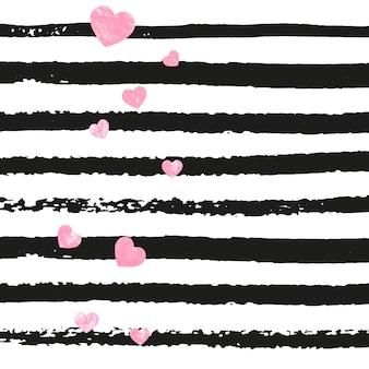 Bordo in lamina d'oro. stampa incandescente. opuscolo di natale rosa. elemento astratto rosa. polvere di stelle sparse di rose. rivista femminile. concetto semplice dorato. bordo in lamina d'oro dorato