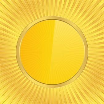 Cerchio dorato