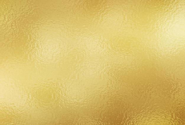 Documenti digitali dorati. carta lucida oro, lamina o metallo. priorità bassa dorata di vettore.