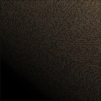 Mezzitoni glitter dorato punteggiato di sfondo