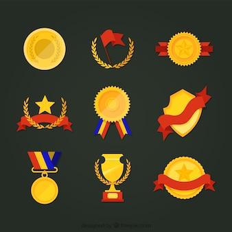 Medagliere d'oro