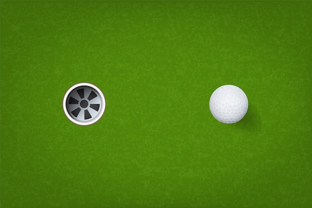 Buca da golf e da golf