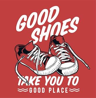 Buone scarpe