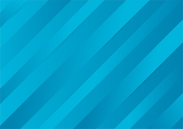 Gradiente blu astratto elegante trama sfondo linee lucide. Vettore Premium