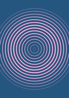 Set di modelli di copertina sfumata. layout minimale alla moda con mezzitoni. modello futuristico di copertina sfumata per banner, presentazioni e brochure. forme colorate minimaliste. illustrazione astratta di affari