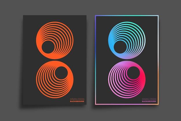 Design dalle linee sfumate e minimali