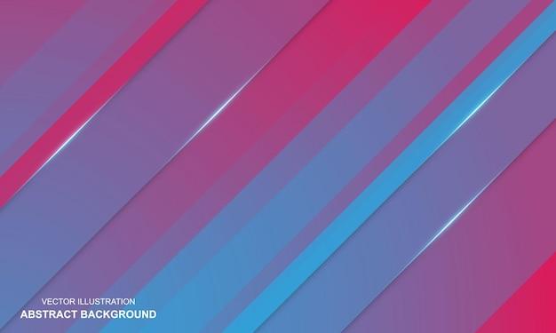 Sfumature astratte sfondo colorato design moderno