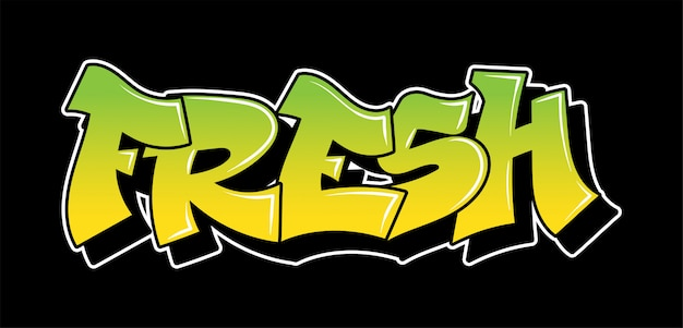 Iscrizione in stile graffiti