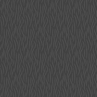 Modello senza cuciture del fondo astratto di struttura della pelliccia grigia. illustrazione vettoriale.