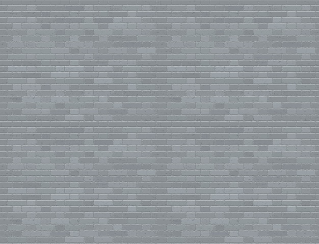 Muro di mattoni grigio grunge