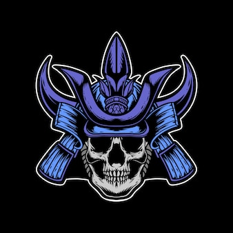 Il grande logo del samurai