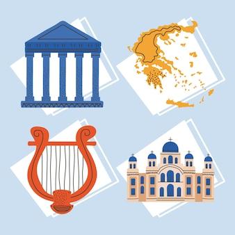 Icone della cultura greca