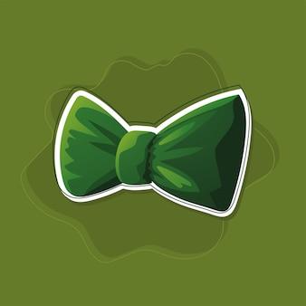 Papillon verde