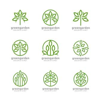 Ecologia naturale del giardino verde