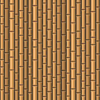 Modello senza cuciture verde di bambù