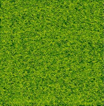 Fondo verde di vettore del campo di erba di calcio