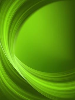 Sfondo verde primavera. file incluso