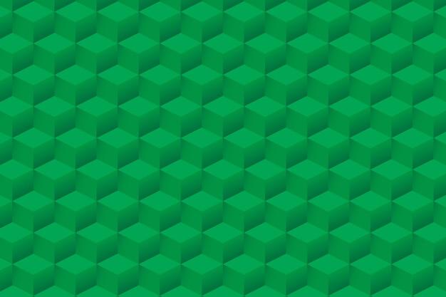 Priorità bassa del reticolo geometrico quadrato verde